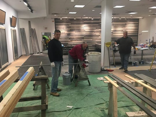 Impact Church, formerly of Grand Ledge, has invested about $25,000 to retrofit a retail space at Lansing Mall. The church plans to have a soft opening in August and official one in September, said Tiny Moore, its pastor.