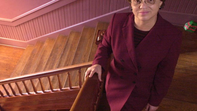 Oralene Simmons has served as director of the YMI.