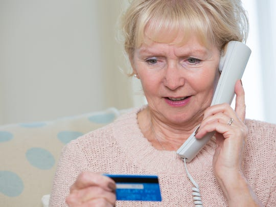 Retirees are seen by scammers as good targets for scams, according to law enforcement authorities.