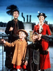 "The movie starring Dick Van Dyke and Julie Andrews is a Disney classic. ""Mary Poppins"" is slated to run at the Titusville Playhouse from Jan. 16 to Feb. 1."