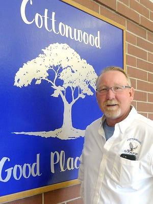 Cottonwood Elementary Principal James Huckaby is retiring after nearly three decades in education.