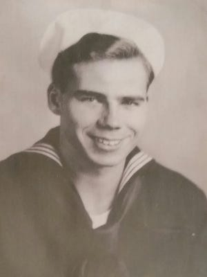 Paul Hunter served in the U.S. Navy during WWII aboard the John Land. Hunter was an original member of the crew on the brand new ship.