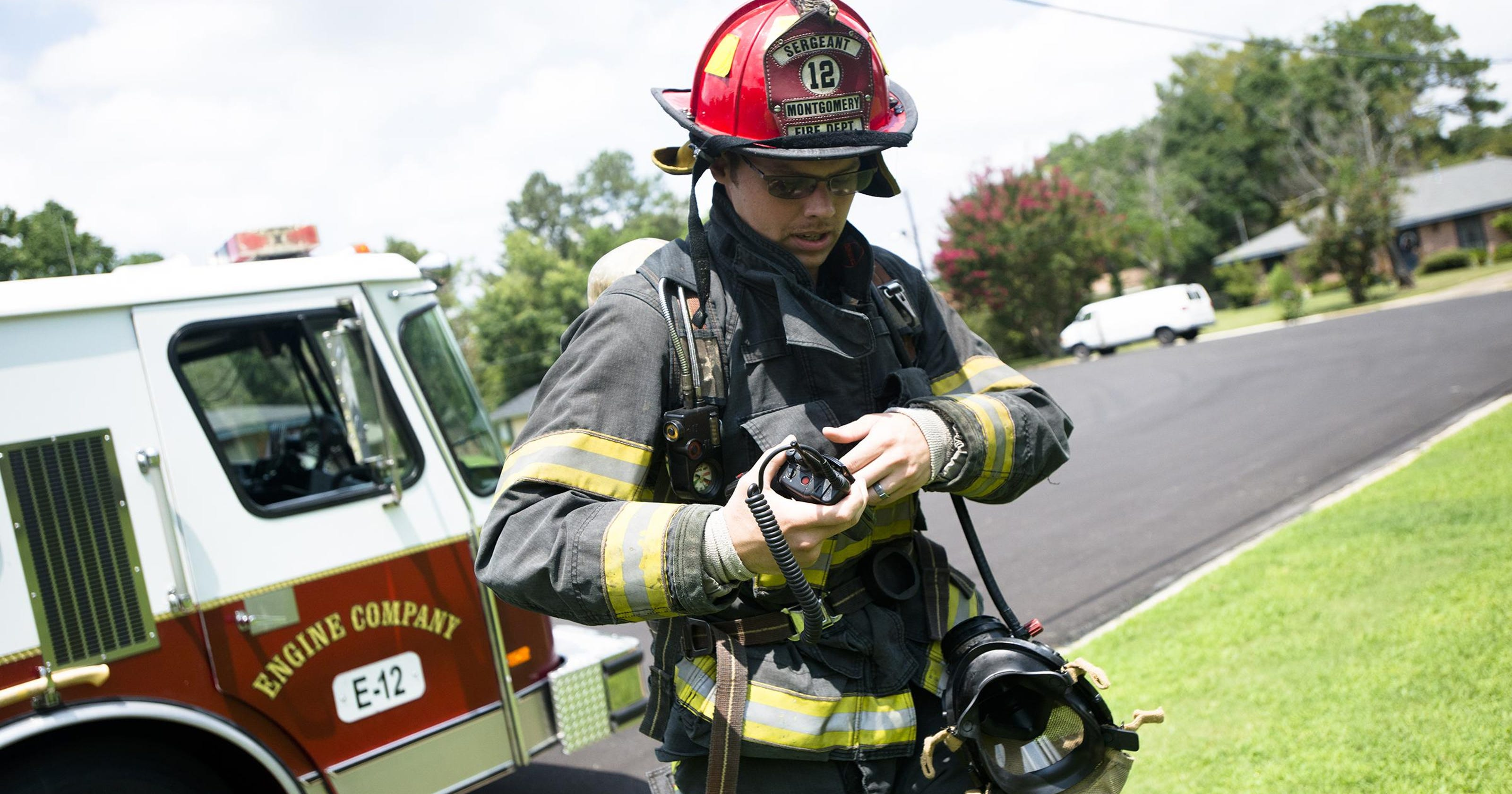 24 On: A day in the life of a Montgomery firefighter