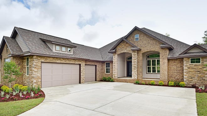 The 2017 Parade of Homes American Dream Home in located in Huntington Creek.