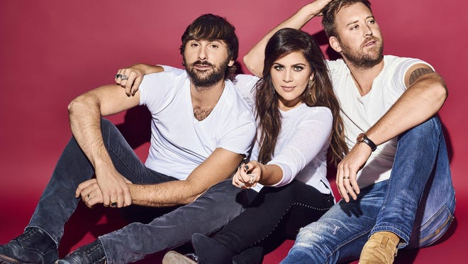 Lady Antebellum will perform at the 99.5 WYCD Hoedown on June 30.