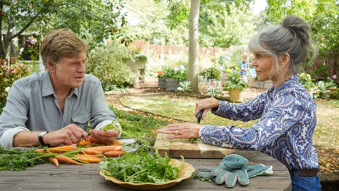 "Robert Redford and Jane Fonda star in ""Our Souls at Night."""