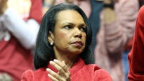 An independent group led by Condoleezza Rice made its recommendationson how to fix college basketball. We'll break down what it means.