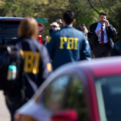 How do you catch a bomber: Fast-acting Austin suspect gave authorities clues