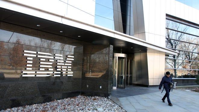 IBM Headquarters in Armonk.