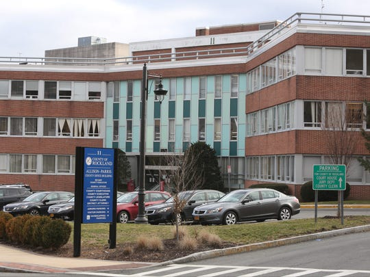The exterior of the Rockland County Office Building