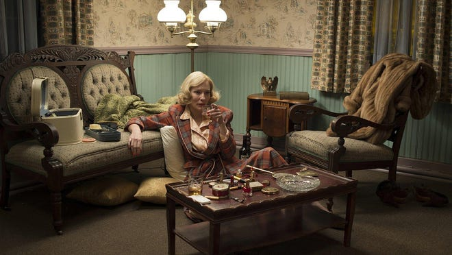 "Cate Blanchett as Carol Aird in ""Carol."""