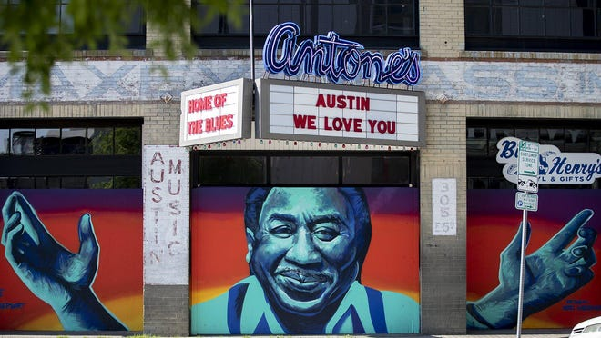 Antone's has been closed for much of the pandemic, but the historic downtown club recently reopened for occasional limited-capacity shows.