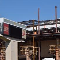 The Rapides Parish Coliseum is undergoing a $22.9 million renovation.