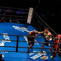 Smart Cuts and upper cuts twin passions for Lebanon boxer Hernandez