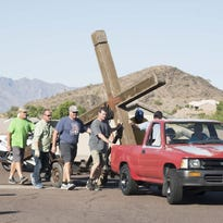 Ahwatukee icon moves as church makes way for South Mountain Freeway