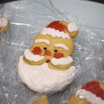 Cookies Day 3: Aunt Chick's cutouts are standouts