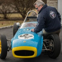 Sports car club is passionate about the past