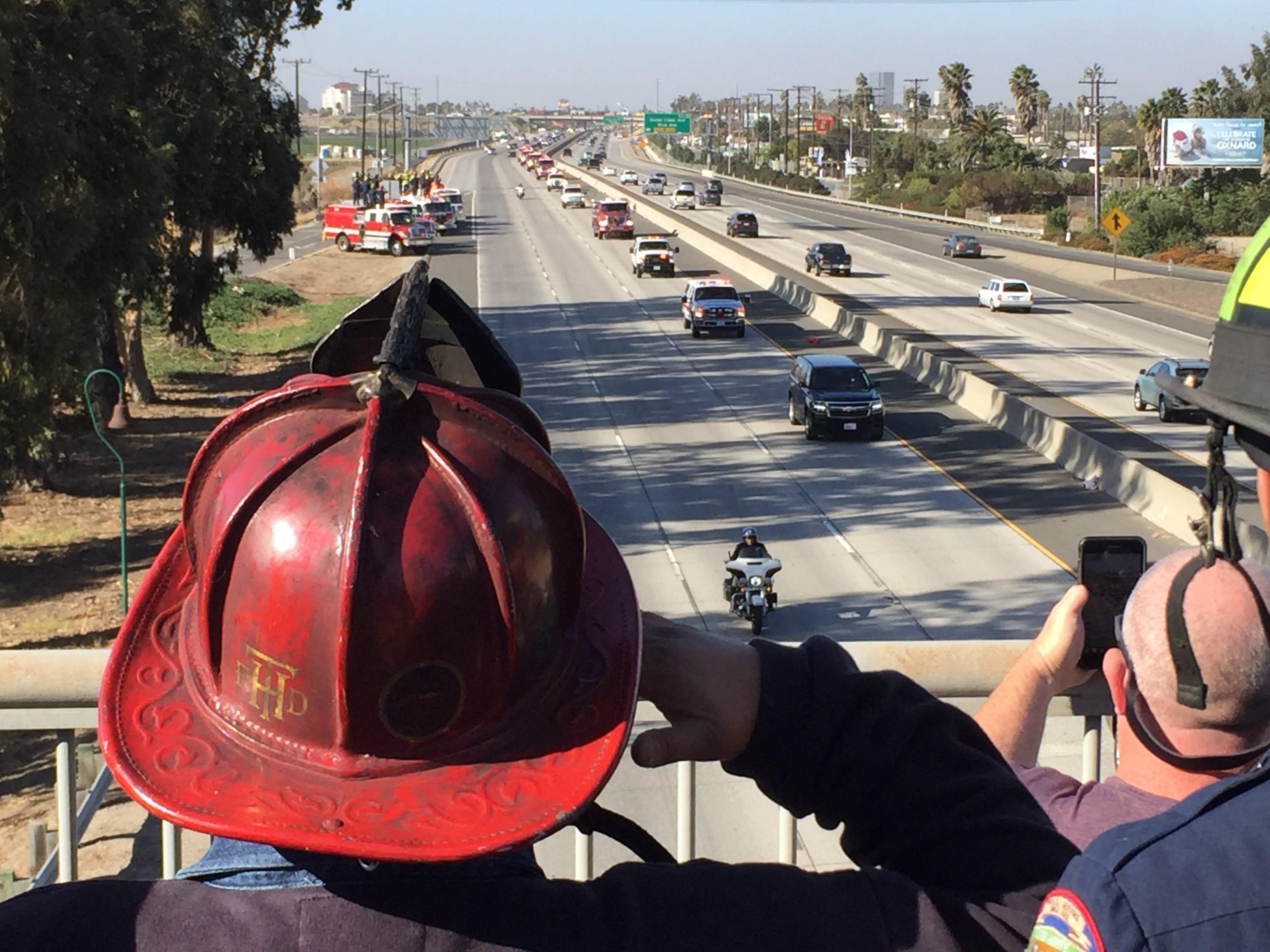 Fireman three ways giant man schlong