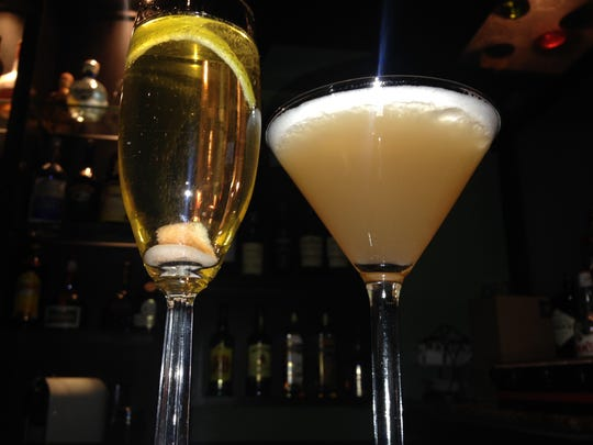 FILE: Drinks at Bella Fresca in Shreveport.