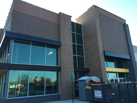 Craft beer, pub food and movies are the big shows at Flix Brewhouse under construction in Carmel.