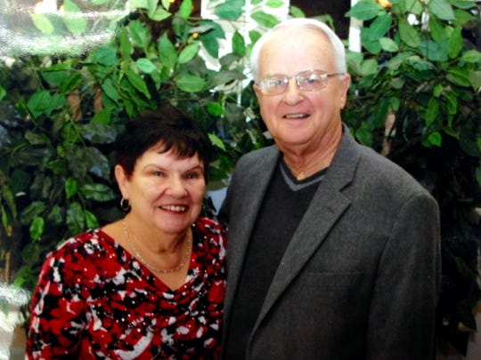 Judy Kazimir met her husband Bob, when he asked her to dance at St. Mary's High School.