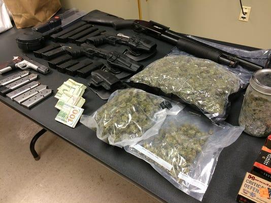 Waynesboro drug bust