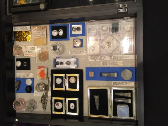 These artifacts related to UFO abductions are among