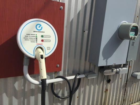 Sigora charging station