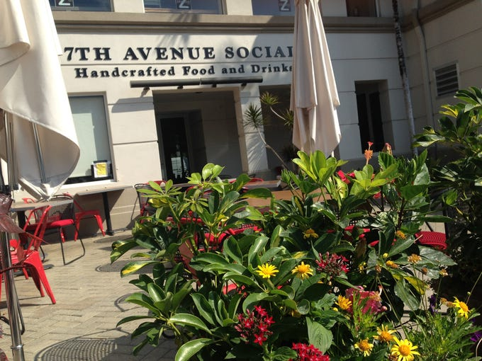 7th Avenue Social opened in early March