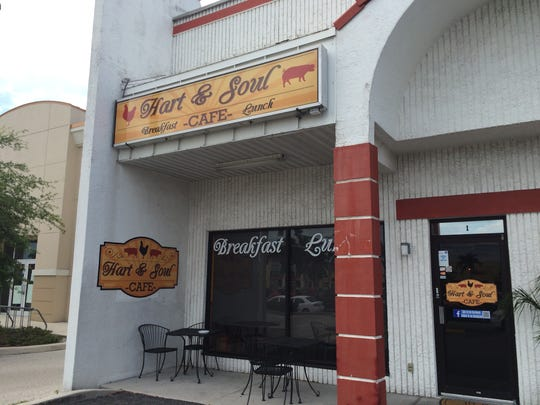 Hart & Soul Cafe, which serves an eclectic, from-scratch selection of breakfast and lunch dishes, is located in the end unit of a strip mall on Del Prado Blvd. in Cape Coral.