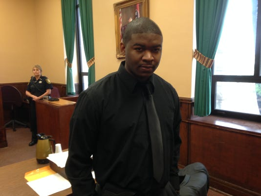 Former correctional officer has hearing