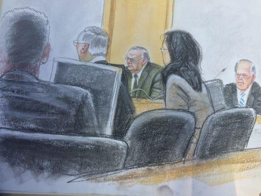 Joe Arpaio civil-contempt hearing