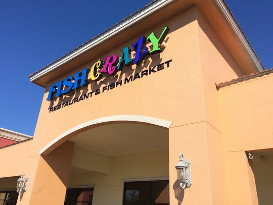 Fish Crazy has closed. The restaurant debuted in February