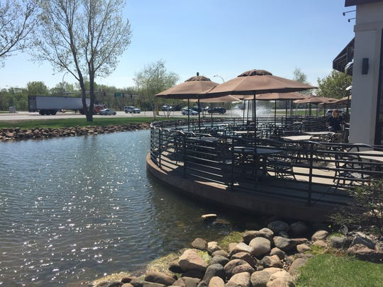 St. Cloud's Granite City Food & Brewery is the original site in a now-national restaurant chain is known for its Sunday brunch buffet and original microbrews fermented on-site. The location's patio was designed around a man-made pond.