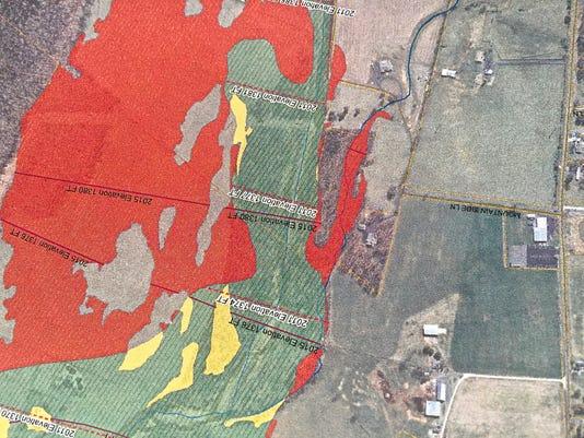 County updates floodplain overlay zone