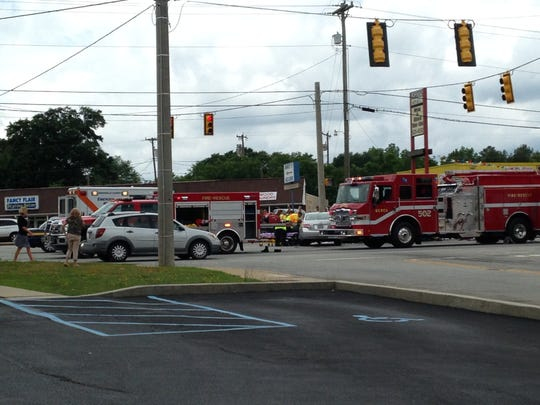 A fatal wreck happened at this White Horse Road intersection.