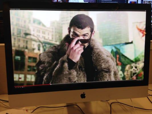 Andrew Luck in BodyArmor ad