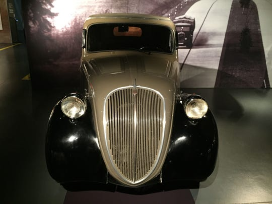 The 1936 Fiat 500, the car that Fiat designed for the