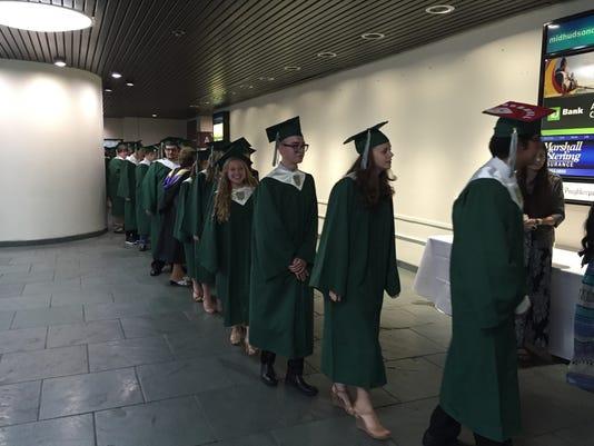 Spackenkill High School graduates