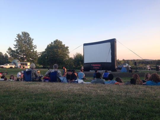 Salem Movies in the Park