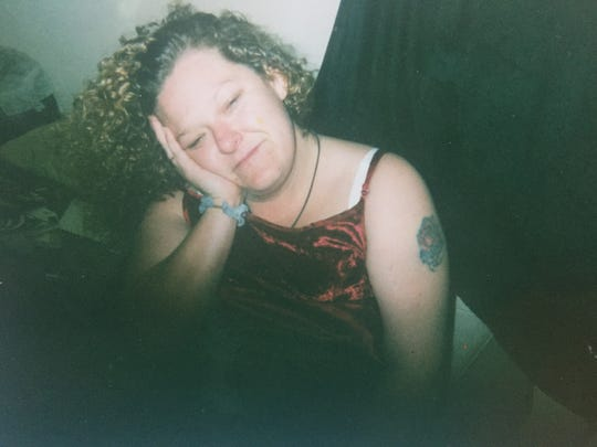 Stacy Ann Aragon a few months before her disappearance.