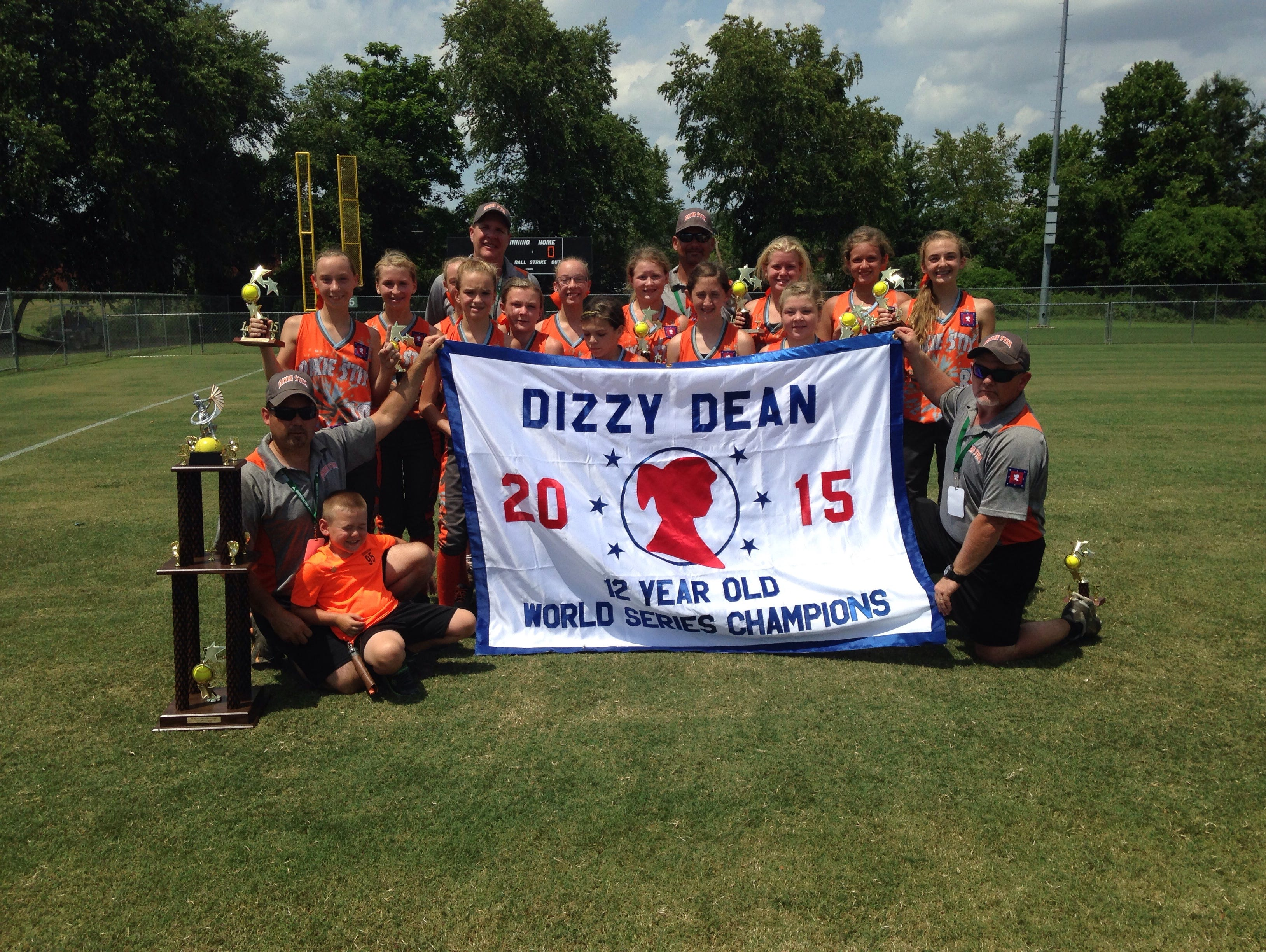 The Mountain All-Stars/Dixie Stix won the Dizzy Dean 12U World Series on Sunday in Southaven, Miss.