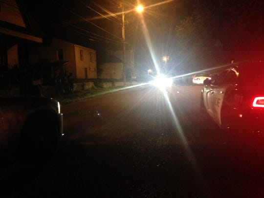 Jackson police responded to a shots fired call Monday night on Hatton Street near Johnson Street.