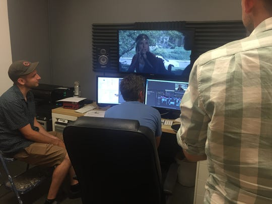 Director Ain renders the film for the first viewing. The Collective Brain competes for the fifth year, underdogs in this year's 48 Hour Film Project contest.