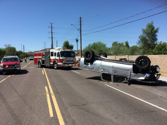 Collision causes multiple injuries