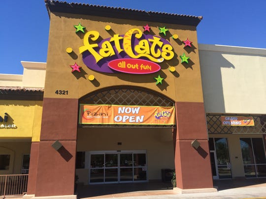 Fat Cats: A family entertainment center with 20 bowling