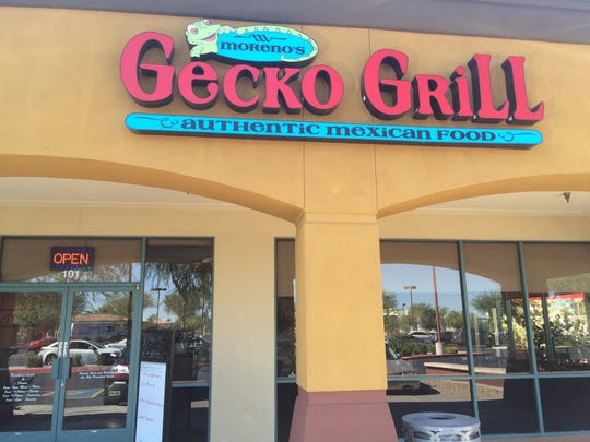 Gecko Grill: A popular Mexican food restaurant that