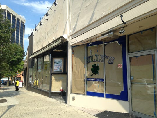 More than a dozen closed retailers, bars and restaurants mar the E. Post Road neighborhood of the proposed medical marijuana dispensary in White Plains.