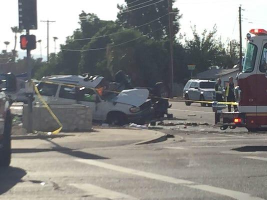 Peoria crash