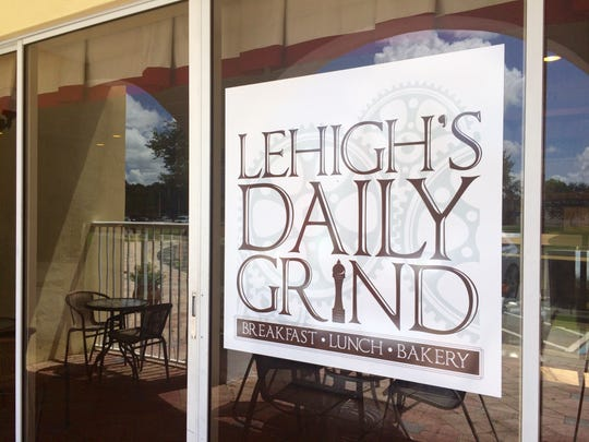 Lehigh's Daily Grind opened in June 2014